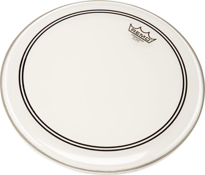 """Remo 15"""" Powerstroke 3 clear"""