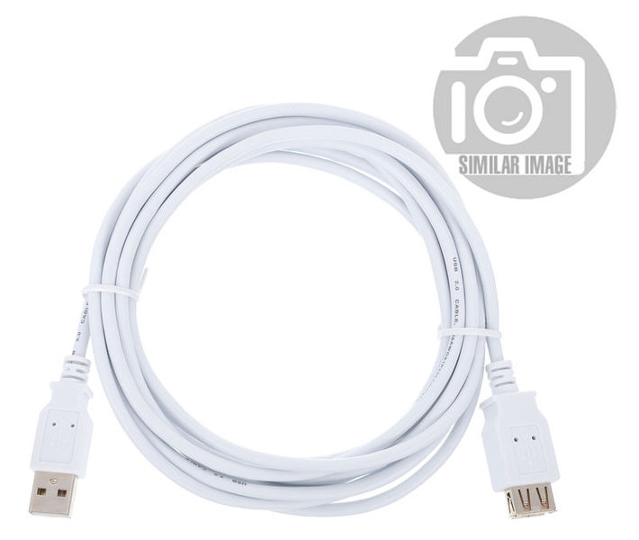 pro snake USB 2.0 Extension Cable 3m
