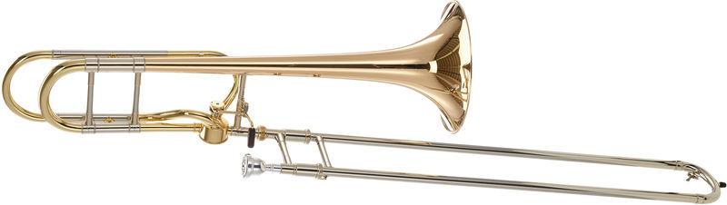 Bach LT 42AG Bb/F-Tenor Trombone RH