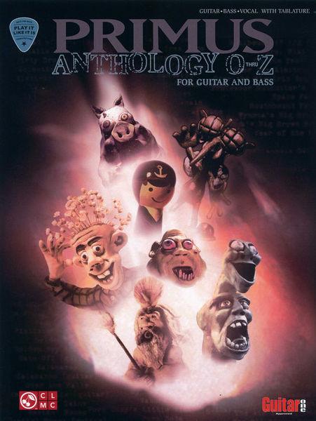 Hal Leonard Primus Anthology O-Z