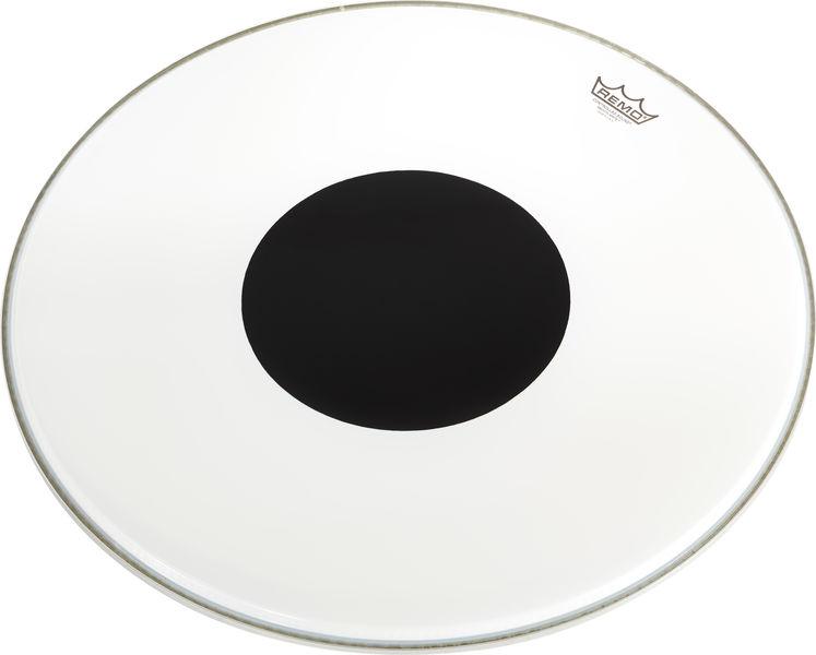 "Remo 24"" CS White Bass Drum"