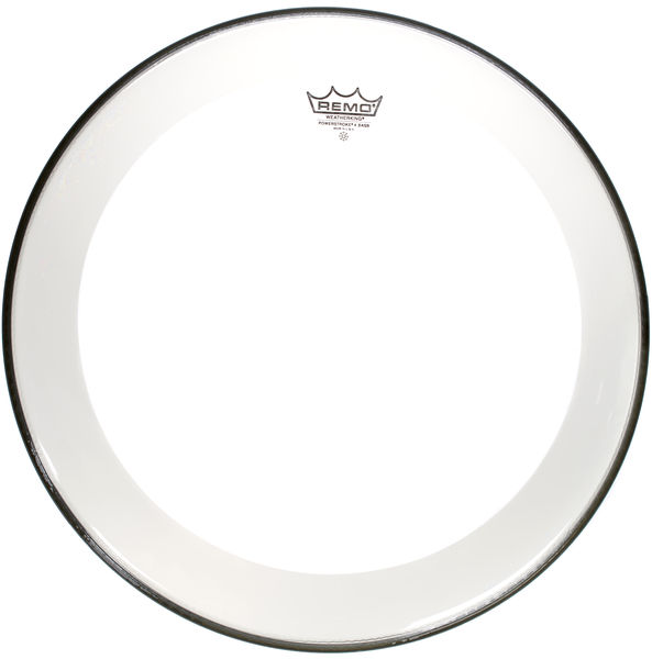 """Remo 22"""" Powerstroke 4 Clear Bass"""