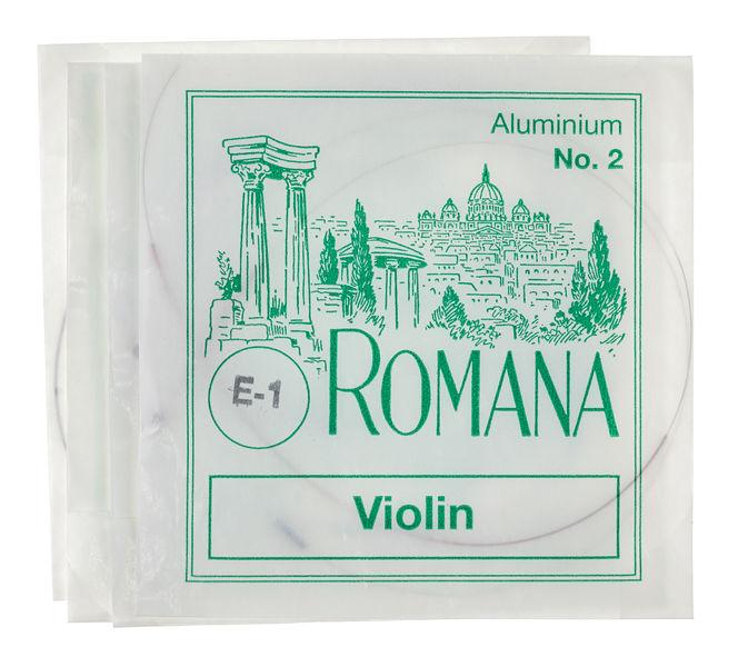 Romana Violin Strings