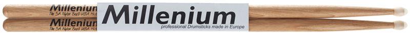 Millenium H5AN Hickory Sticks -Nylon-