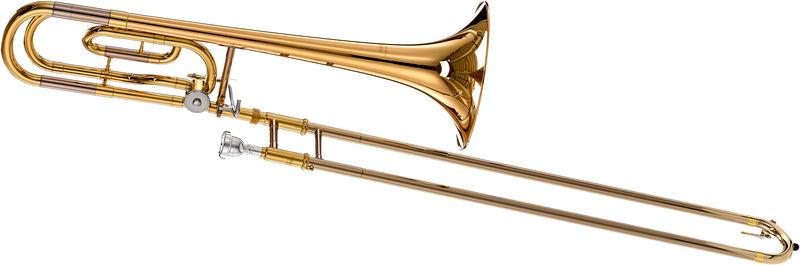 Yamaha YSL-448 GE II Trombone