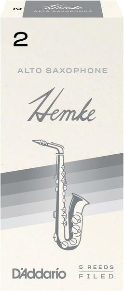 DAddario Woodwinds Hemke Alto Saxophone 2.0