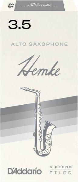DAddario Woodwinds Hemke Alto Saxophone 3.5