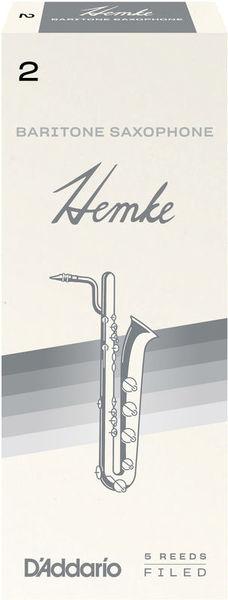 DAddario Woodwinds Hemke Baritone Saxophone 2.0