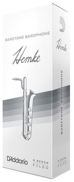 DAddario Woodwinds Hemke Baritone Saxophone 3.5