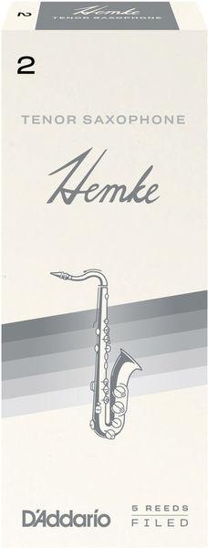 DAddario Woodwinds Hemke Tenor Sax 2.0