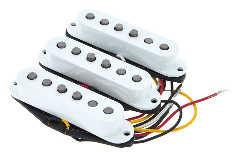 Fender Tex Mex Pu Set