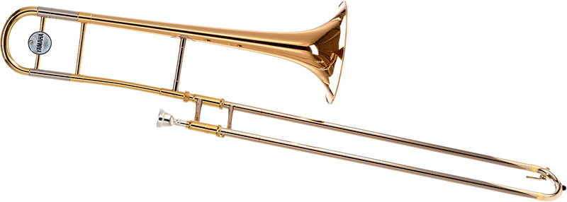 Yamaha YSL-447 GE II Trombone