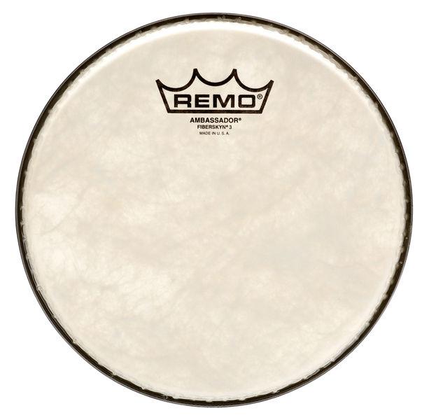 "Remo 08"" Fiberskyn 3 Medium (FA)"