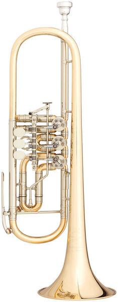 Johannes Scherzer 8218W-L Bb Trumpet