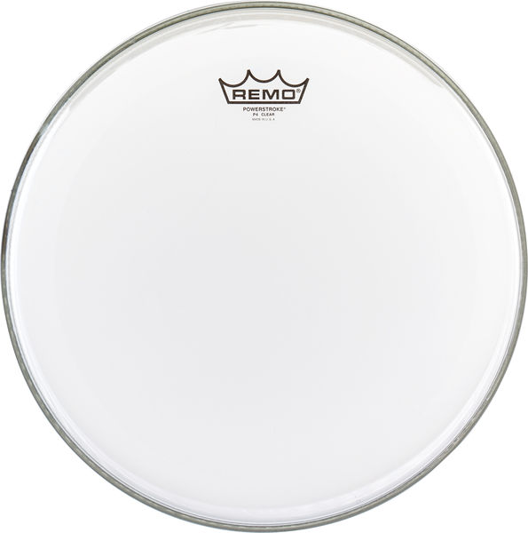 """Remo 14"""" Powerstroke 4 Clear"""