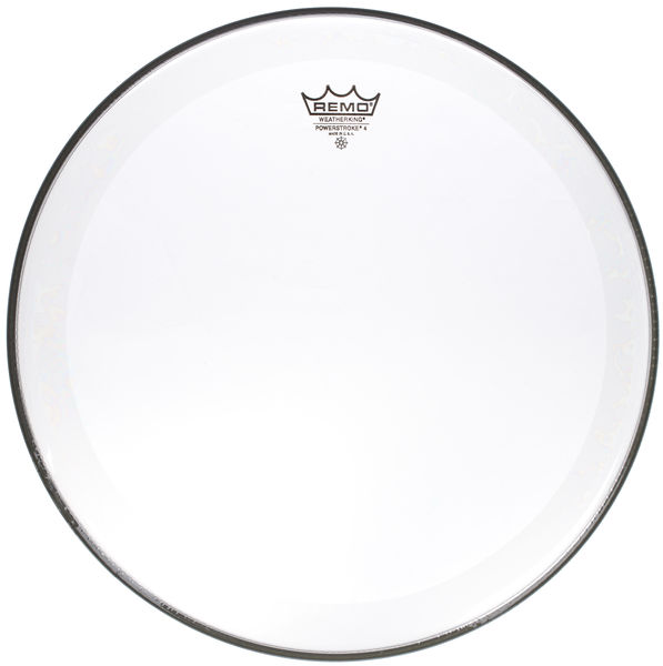 """Remo 16"""" Powerstroke 4 Clear"""