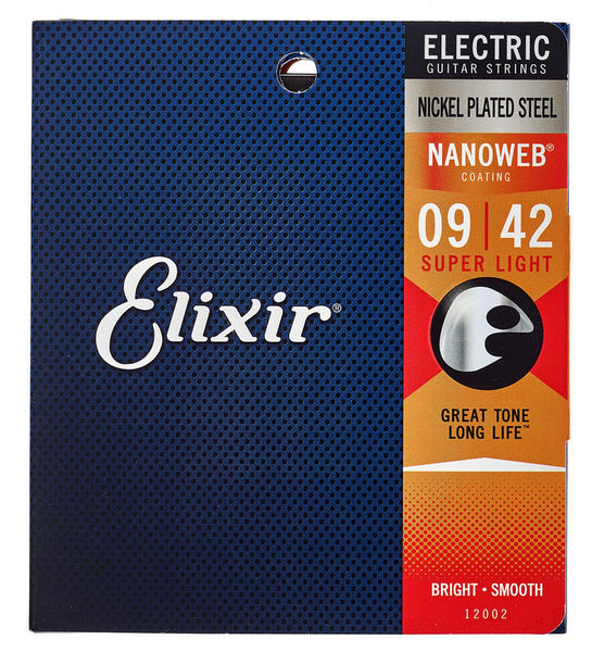 Elixir Nanoweb Super-Light