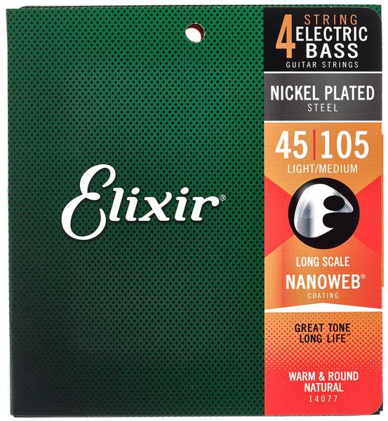 Elixir Nanoweb Long Scale