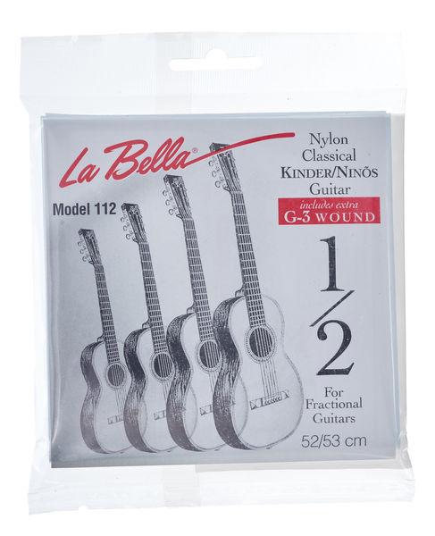 La Bella FG112 1/2 Guitar Nylon