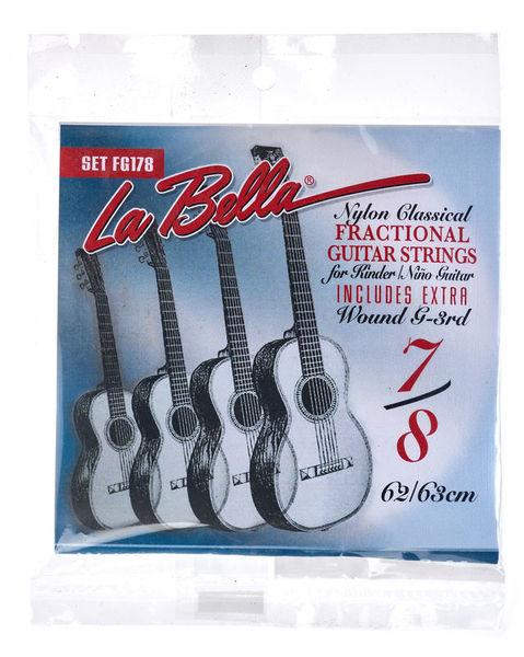 La Bella FG178 7/8 Guitar Nylon