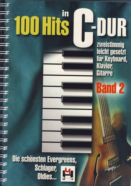 Musikverlag Hildner 100 Hits in C-Dur 2