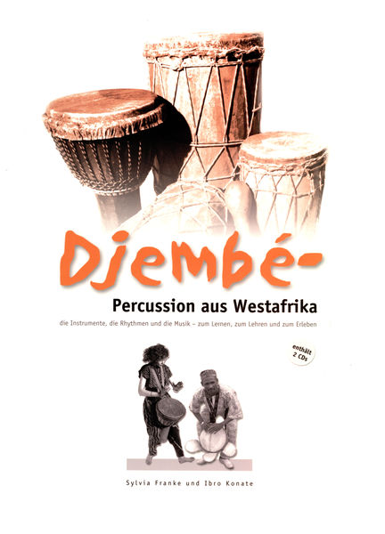African Percussion Djembe