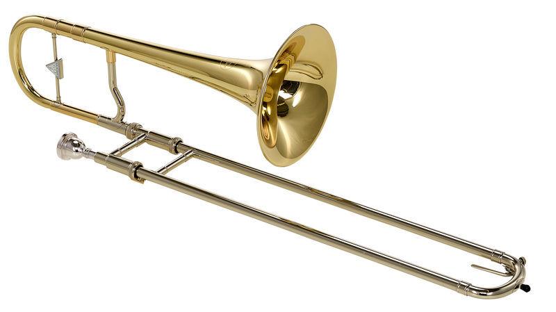 Kühnl & Hoyer 122 Es NZ Eb- Alto Trombone