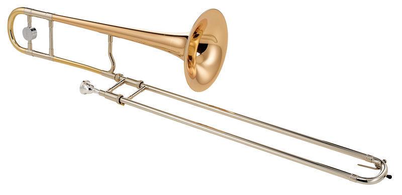 Kühnl & Hoyer 134 G NZ Bb- Tenor Trombone