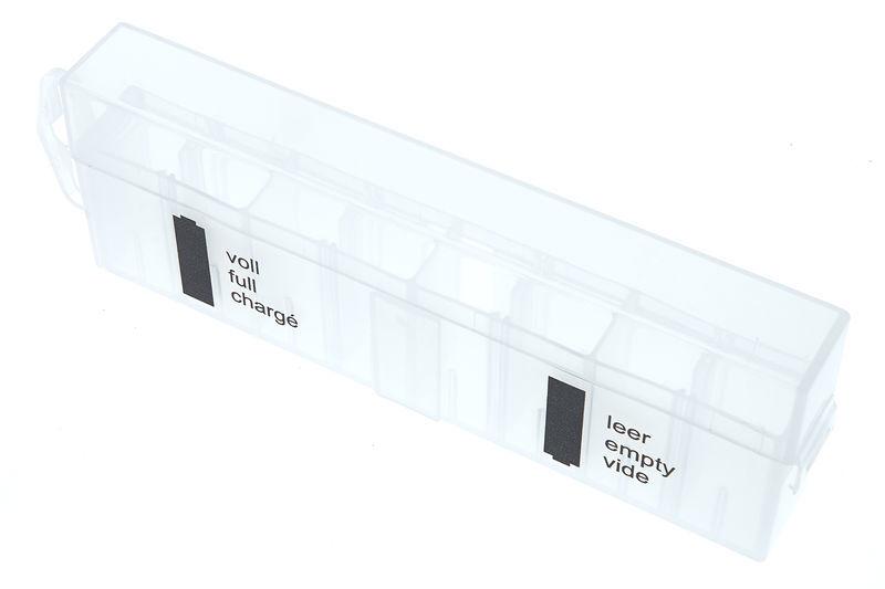 Fischer Amps Battery Box 8x Mignon /AA