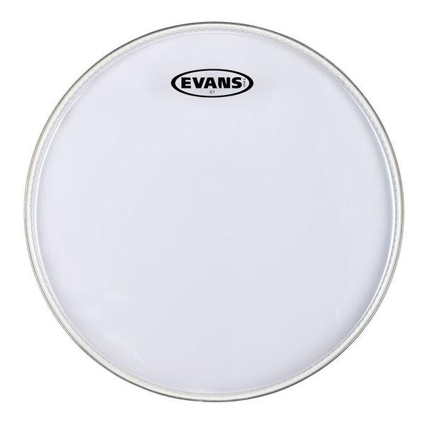 "Evans 18"" G1 Clear Bass Drum"