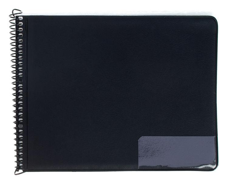 Star Marching Folder 246/20 Black