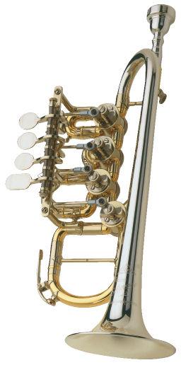 Johannes Scherzer 8111ST-L High Bb/A-Trumpet