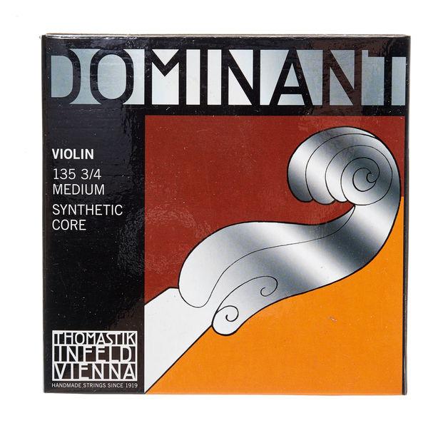 Thomastik Dominant Violin 3/4 Alu medium
