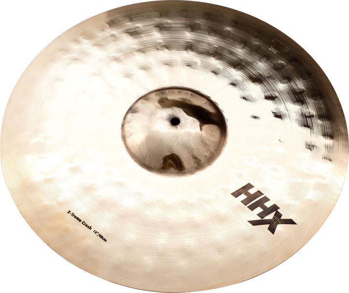"""Sabian 19"""" HHX HHXtrem Crash"""
