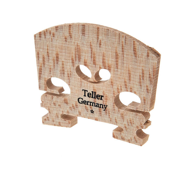 Teller No.06 Violin Bridge 4/4