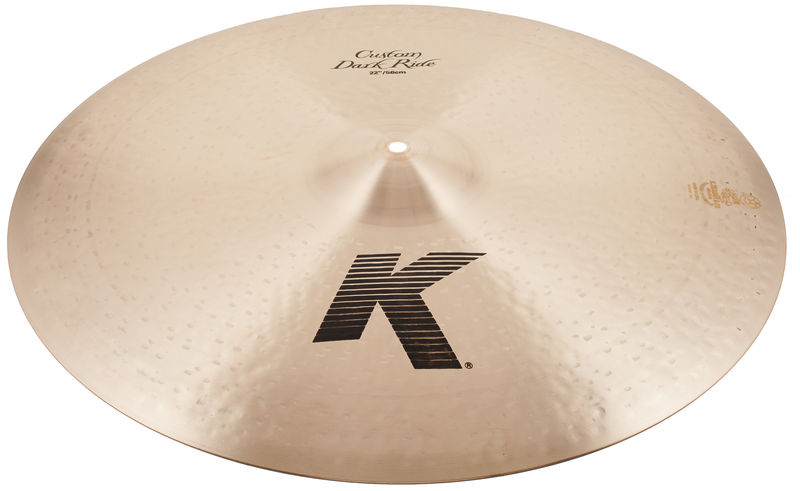 "Zildjian 22"" K-Custom Dark Ride"