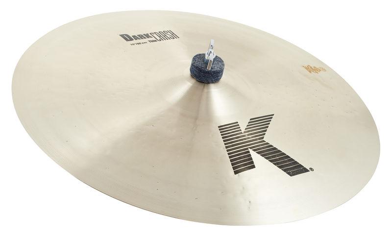 "Zildjian 16"" K-Series Dark Crash Thin"