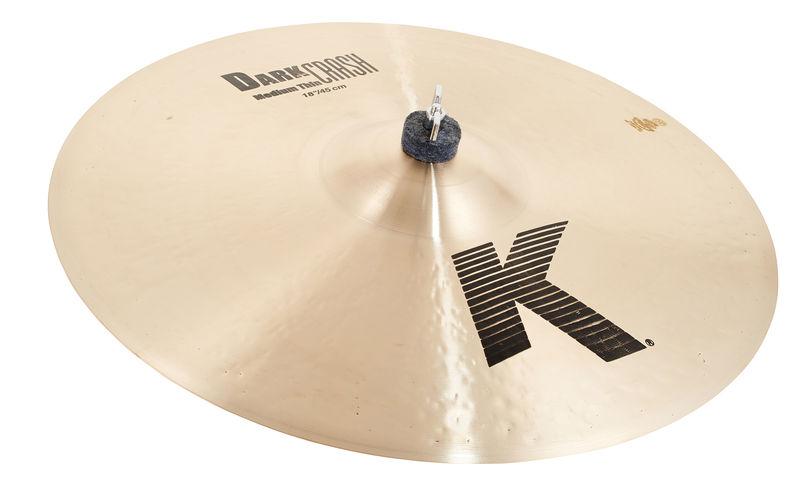 """Zildjian 18"""" K-Series Dark Crash"""
