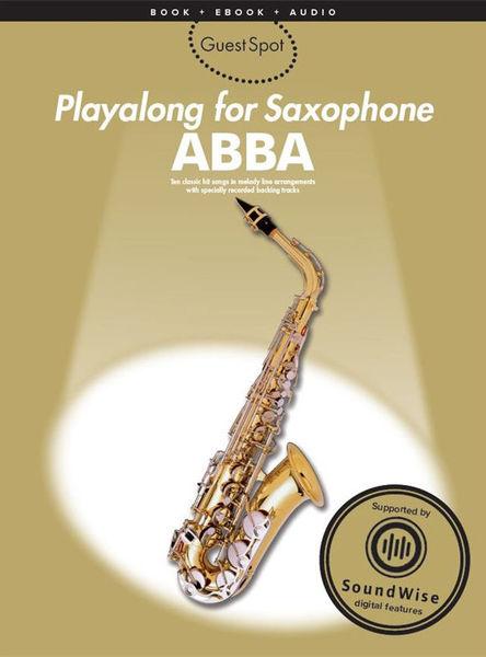 Wise Publications Guest Spot: Abba Alto Sax