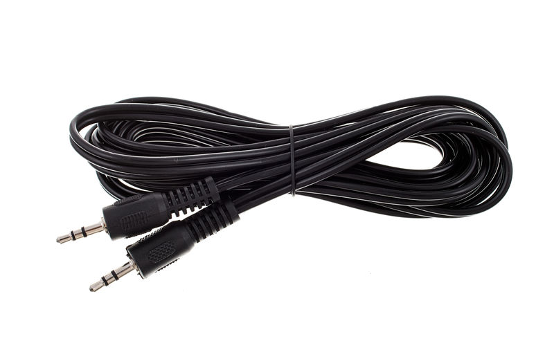 the sssnake 3,5 mm TRS Cable 2,5m