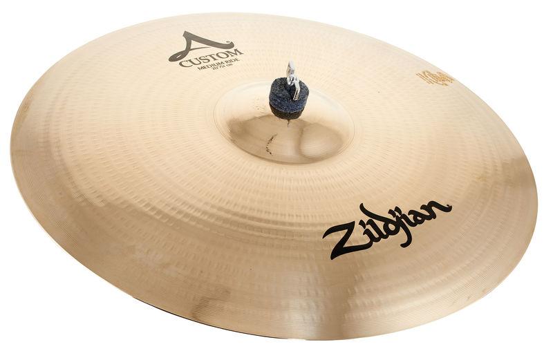 "Zildjian 20"" A-Custom Medium Ride"