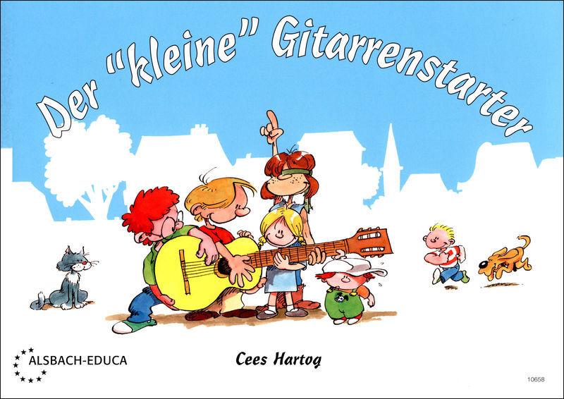 Alsbach Educa Der kleine Gitarrenstarter