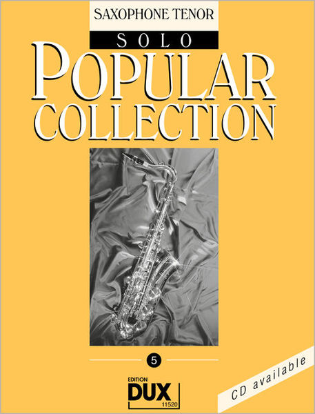 Edition Dux Popular Collection 5 T-Sax