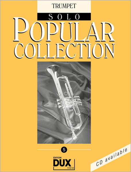 Edition Dux Popular Collection 5 Trumpet
