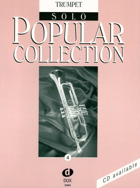 Edition Dux Popular Collection 4 Trumpet