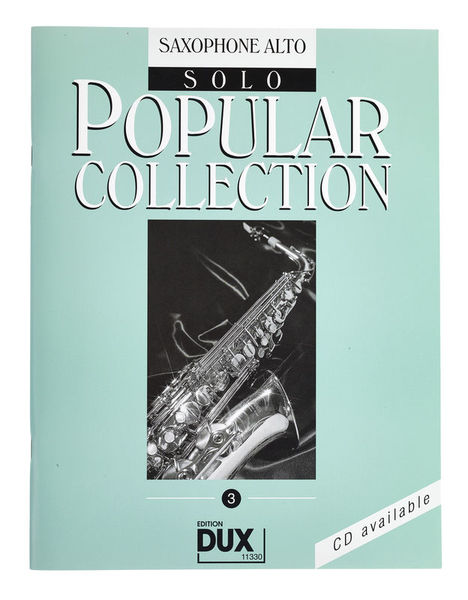 Edition Dux Popular Collection 3 A-Sax