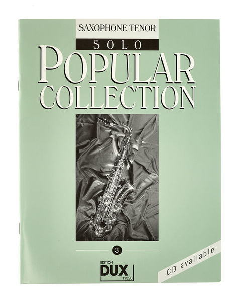 Edition Dux Popular Collection 3 T-Sax