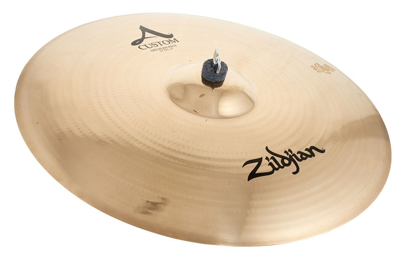 "Zildjian 22"" A-Custom Medium Ride"
