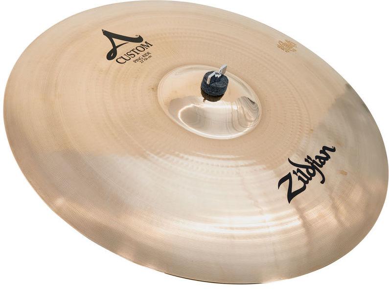 """Zildjian 22"""" A-Custom Ping Ride"""
