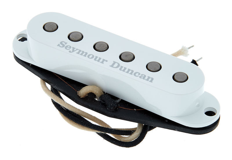 Seymour Duncan SSL-2 with white cap
